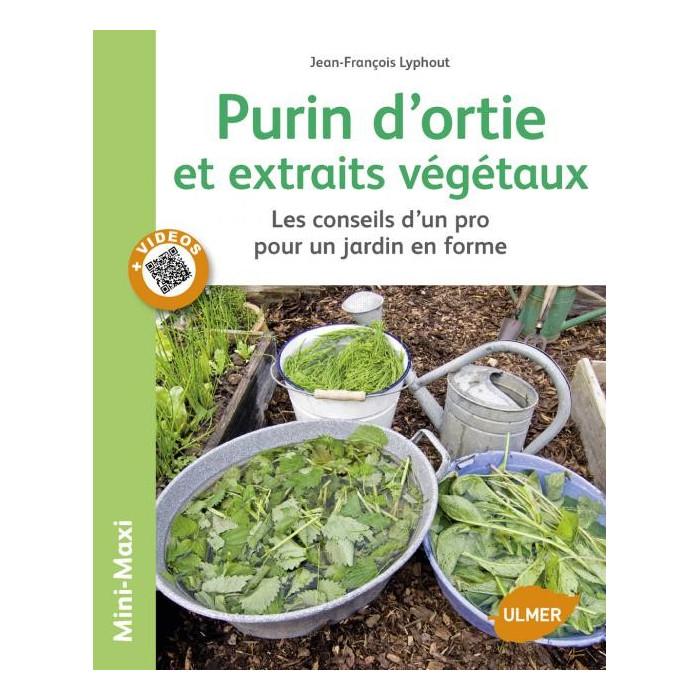 Livre - Purin d'ortie et extraits végétaux