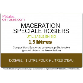 TRAITEMENT SPECIAL ROSIER
