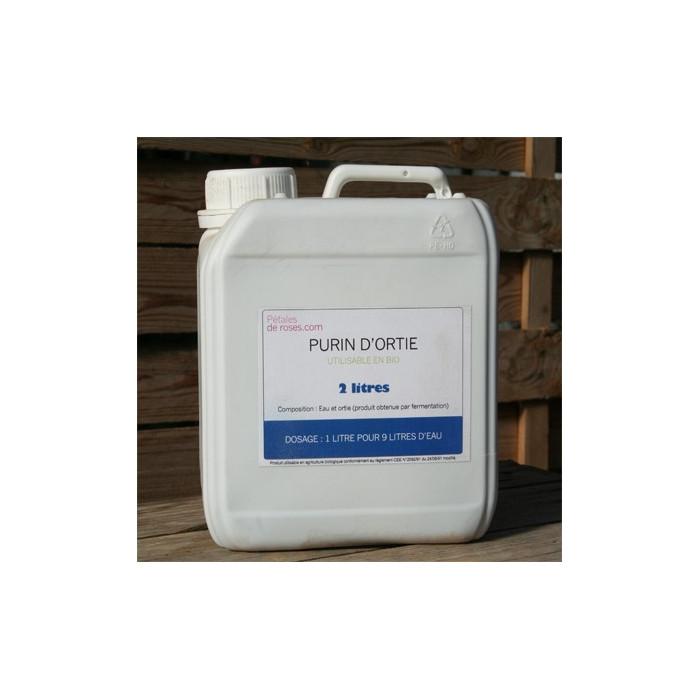 Traitement naturel et biologique pour rosiers mac ration d 39 orties chez p tales de - Rouille rosier traitement naturel ...
